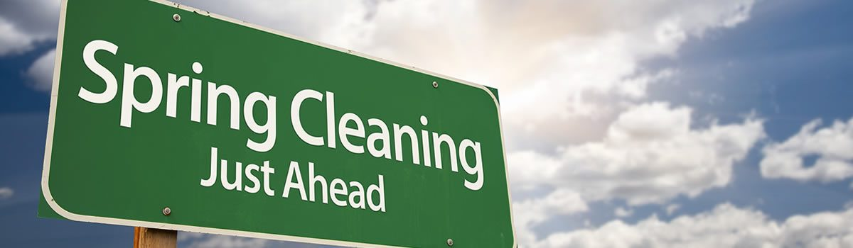 Spring Cleaning for Real Estate